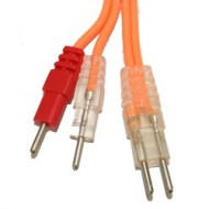 Cable Compex Fluo - Modelos antiguos - Naranja