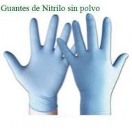Guantes de Nitrilo - Talla S