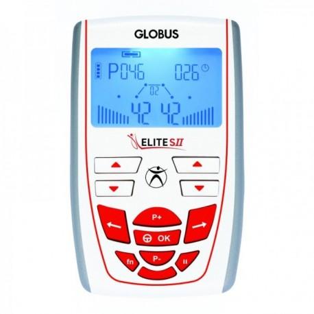 GLOBUS ELITE SII - Electroestimulador 100 programas