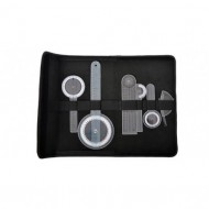 Goniómetro acero inox. 15cm - 180º