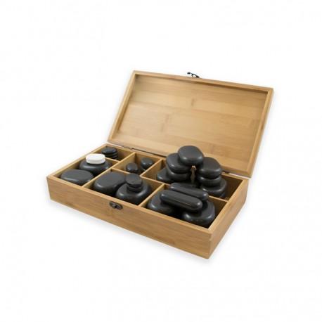 Piedras para masaje