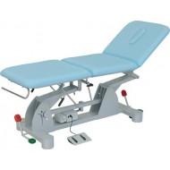 Mesa de masaje, exploración y tratamiento