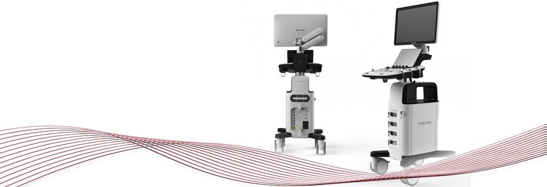 Ecógrafo Samsung HS40