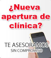 Apertura de clínica de terapias y fisioterapia